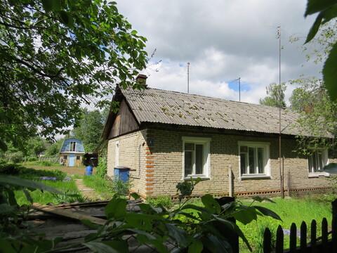 Участок с домом рядом с рекой-Москвой! - Фото 1