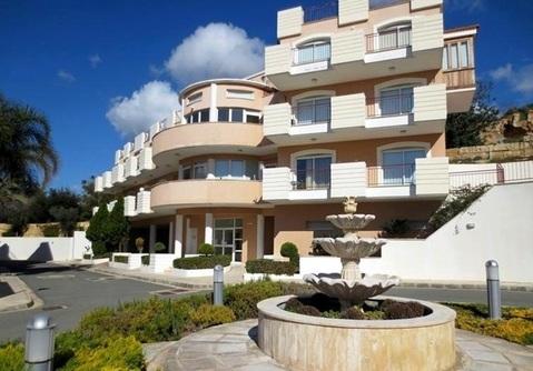 Прекрасный трехкомнатный Апартамент в элитном комплексе в Пафосе - Фото 1