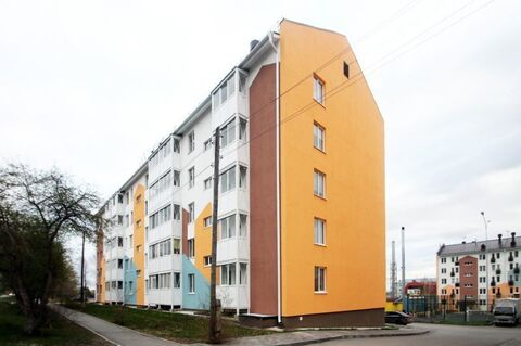 Двухкомнатная квартира в районе Лесозавода ул.Свободы. 55 кв.м - Фото 1
