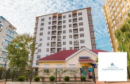 Краснодарский край, Сочи, ул. Крымская,2 3