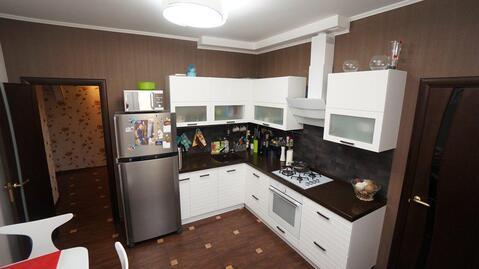 Трехкомнатная квартира с ремонтом, монолит, индивидуальное отопление. - Фото 4