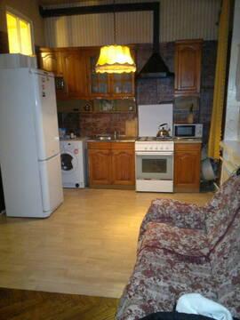 Сдается большая 3-комнатная квартира на длительный срок, м. вднх - Фото 1