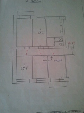 Продам комнату Быковского, 5а - Фото 4