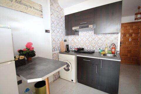 Продажа квартиры-студии в Испании в городе Торревьеха. - Фото 5