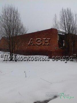 Ярославское ш. 65 км от МКАД, Наугольное, Участок 8 сот. - Фото 1