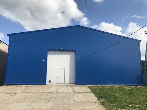 Сдается производственно-складское помещение 800 кв. м. - Фото 1