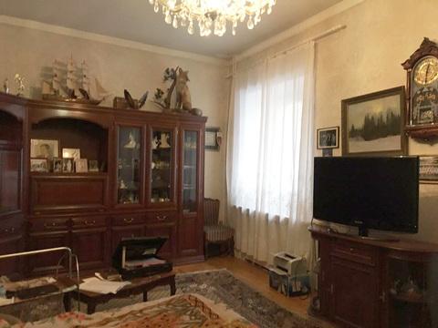 Продажа четырехкомнатной квартиры в центре Москвы - Фото 1