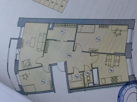 Трехкомнатная квартира в ЖК Солнечная система город Химки - Фото 4
