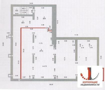 Продажа помещения свободного назначения, 1406 м2 г. Орел - Фото 4