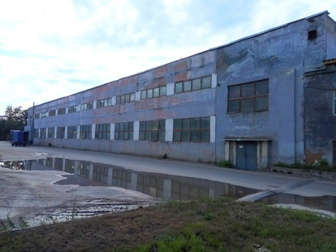 Аренда производство 3250 кв 1 й этаж Н.Новгород - Фото 3
