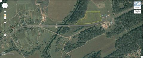 Продается большой участок в Калужской обл. в 55 километрах от Мросквы. - Фото 2