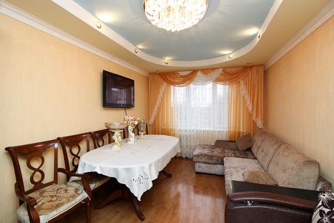 Владимир, Комиссарова ул, д.21, 3-комнатная квартира на продажу - Фото 1