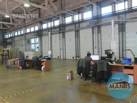 Теплое, сухое производственно - складское помещение, состоящее из двух - Фото 2