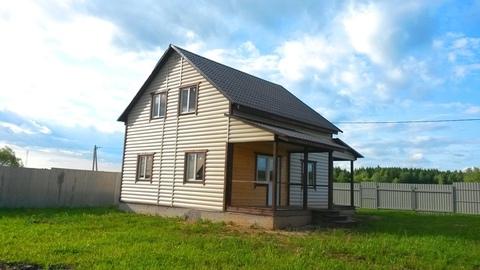 Дом для постоянного проживания С газом - Фото 2