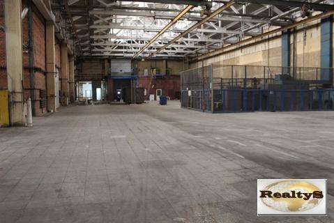 Производственное помещение 2500м2 с кран-балкой - Фото 1
