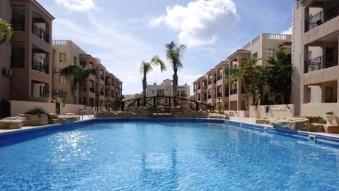 Великолепный двухкомнатный Апартамент в 800м от пляжа в Пафосе - Фото 2