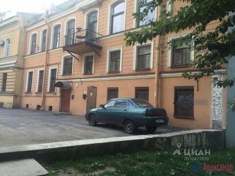 Продажа офиса, м. Петроградская, Большая Пушкарская улица - Фото 2