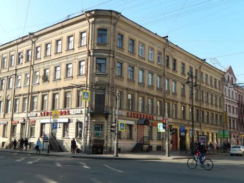 2-комн. кв-ра 82 м2 в Центральном р-не, Купить квартиру в Санкт-Петербурге по недорогой цене, ID объекта - 313163701 - Фото 1