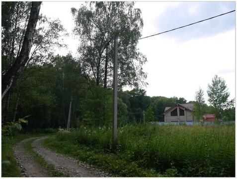 Участок на опушке леса в Вельяминово! - Фото 3