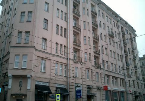 Продаю 5-ти комнатную квартиру на Остоженке - Фото 1