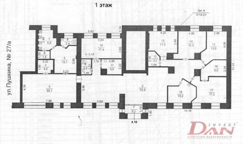 Коммерческая недвижимость, ул. Пушкина, д.27 к.А - Фото 5