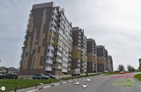 1 950 000 Руб., 1-ком квартира 35м2 в новом доме с индивидуальным отоплением на Хар. ., Купить квартиру в Белгороде по недорогой цене, ID объекта - 322922366 - Фото 1