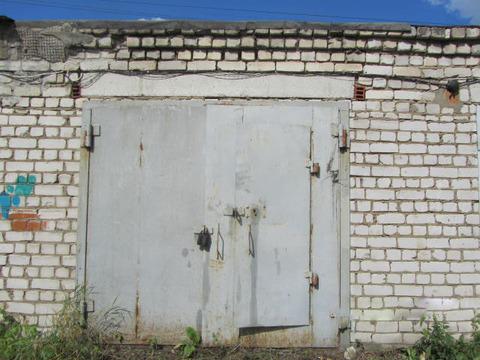 Гараж, район Вокзала, город Александров, Владимирская область - Фото 1