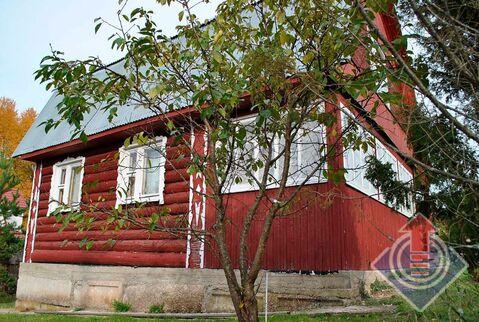 Дача из бревна в СНТ Коммунальник у д. Романово