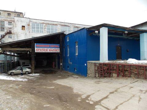 Производственно-складской комплекс 3200 кв.м в центре Иваново - Фото 1