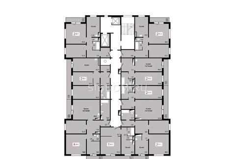 Объявление №50247597: Квартира 2 комн. Красноярск, ул. Курчатова, 8 с2,