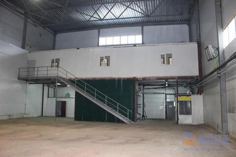 Предлагается в аренду складской блок класса В, высота 12 м. - Фото 2