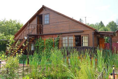 Загородный коттедж с ландшафтным дизайном на участке 12 соток. - Фото 3