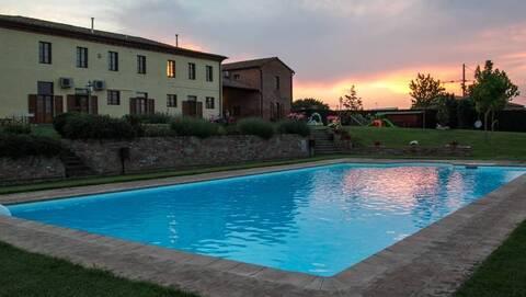 Аренда агротуристической усадьбы в Кастильон-Фьорентино, Тоскана - Фото 2
