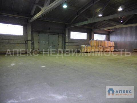 Аренда помещения пл. 680 м2 под склад, Электросталь Горьковское шоссе . - Фото 3