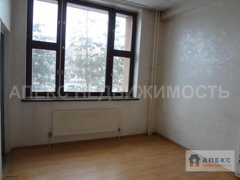 Аренда офиса 100 м2 м. Рязанский проспект в бизнес-центре класса В в . - Фото 1