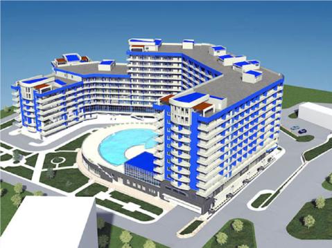 """Продаются 1-но комнатные апартаменты, кк """"Аквамарин"""" г. Севастополь. - Фото 2"""