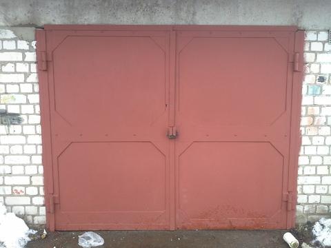 Продаётся гараж в ГСК № 7 г.Кимры
