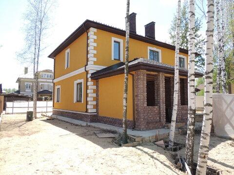 Продам Дом 380 кв.м на участке 9 соток вблизи д.Беляниново, Мытищи - Фото 3
