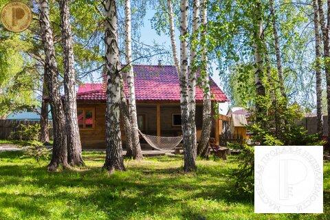 Дом ст-я Минино. ул. Есенина - Фото 1