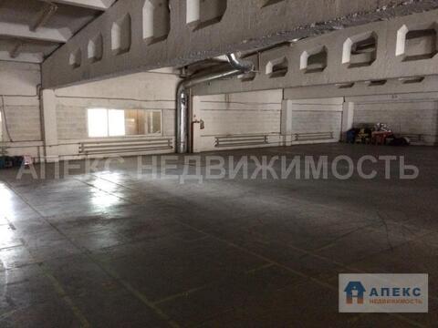 Продажа помещения пл. 5200 м2 под склад, производство, Домодедово . - Фото 4