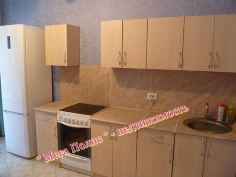 Сдается новая 2-х комнатная квартира в р-не Кабицино новый дом - Фото 1