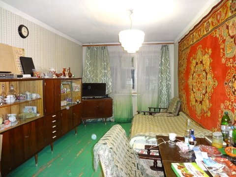 3х комнатная хрущёвка, ул. Космонавтов, 16а, 4/5 эт. кирп. - Фото 2