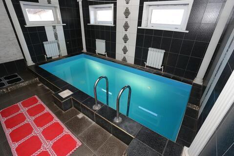 Мира советский рн большой дом с бассейном баней и 10 раздельных комнат - Фото 4