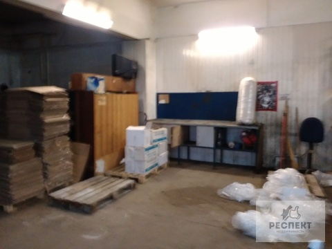 Производство-склад 200 кв.м. - Фото 1