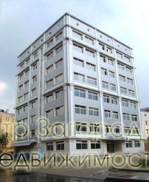 Аренда офиса в Москве, Белорусская, 60 кв.м, класс B. м. . - Фото 1