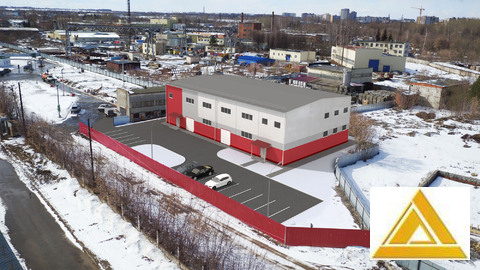 Земельный участок под строительство производственных объектов - Фото 1