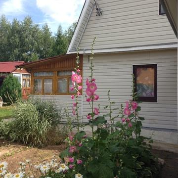 Продается 2-этажный деревянный дом (ЛПХ) площадью 90 кв. м. на 12 сотк - Фото 4