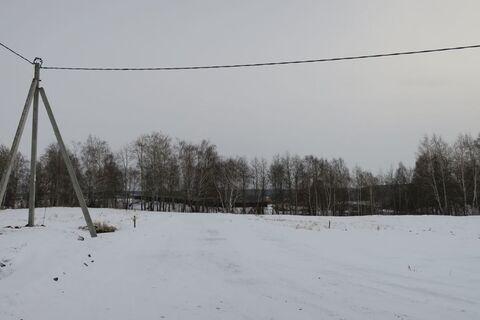 Продажа участка, Большие Акияры, Тюменский район - Фото 4