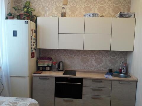 Продам 1-к квартиру, Маркова, микрорайон Березовый 55 - Фото 1