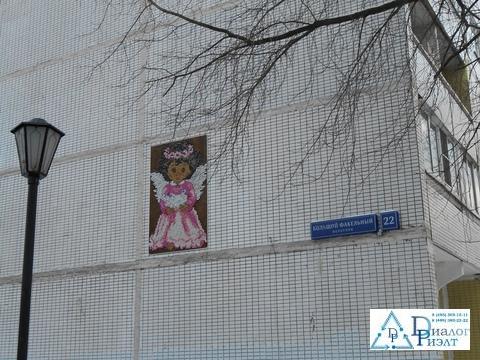 3-комнатная квартира в пяти минутах ходьбы от метро Марксистская - Фото 3